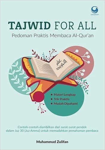 Tajwid For All Pedoman Praktis Membaca Al Qur An Indonesian
