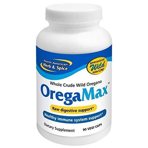 - North American Herb & Spice Oregamax, 90 Vegi-Caps
