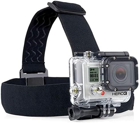 Head Strap 5 in 1 Chest Belt Remote Wrist Belt Wrist Belt Floating Bobber Tripod Mount Set for GoPro HERO7 //6 //5 //5 Session //4 Session //4 //3+ //3 //2 //1 Xiaoyi and Other Action Cameras Durable