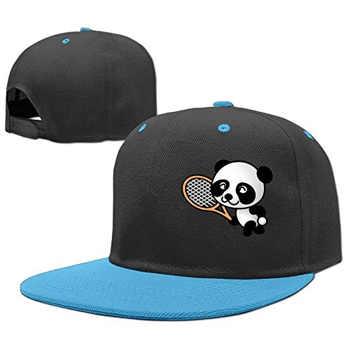 RGFJJE Gorras béisbol Baseball Caps Hip Hop Hats Tennis Panda Boy-Girl