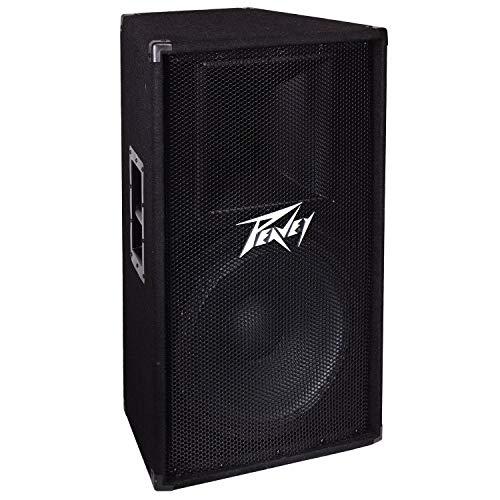 "Peavey PV 115 2-Way 15"" 800W Active Pro DJ Live Sound Speaker System (2 Pack)"