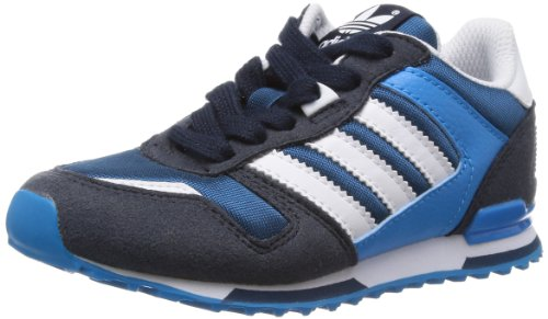 Kids ZX 700 tribe blue s14 / running white ftw / running white ftw TRIBLU/RUNWHT/RUNWHT