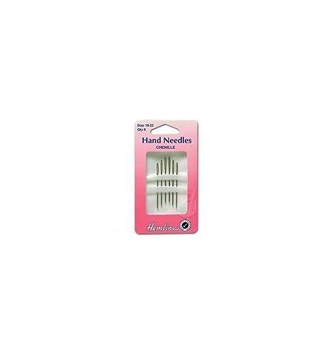 Hemline Beading Needles Size 10-15