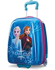 American Tourister Hardside para niños de 18 pulgadas vertical, Disney Hardside equipaje vertical