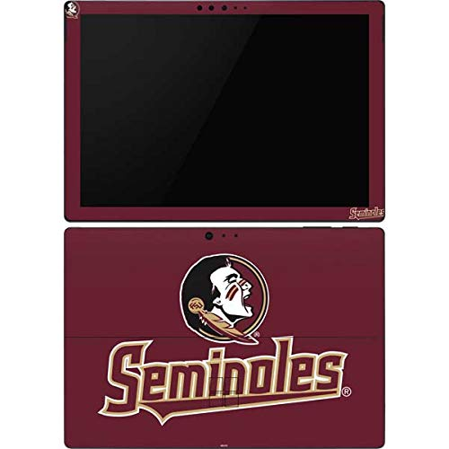 4d0ab9d96820d Amazon.com: Skinit FSU Seminoles Surface Pro 6 Skin - Officially ...