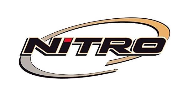 "PAIR 24/"" Vinyl Vehicle Fishing Graphic Decal Stickers NITRO Boats Logo"