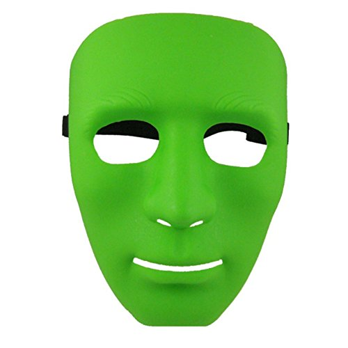 Smartcoco JabbaWockeeZ Bboy Male Mask Hip-hop Street Step Dance Halloween Party Mask For Men (Halloween Doll Makeup Steps)