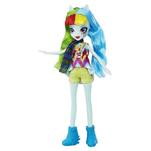 My Little Pony Equestria Girls Legend of Everfree Rainbow Dash Doll (My Little Pony Equestria Girls Rainbow Dash Doll)