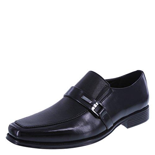 Dexter Men's Black Zeke Perforated Slip-On 9.5 Regular -