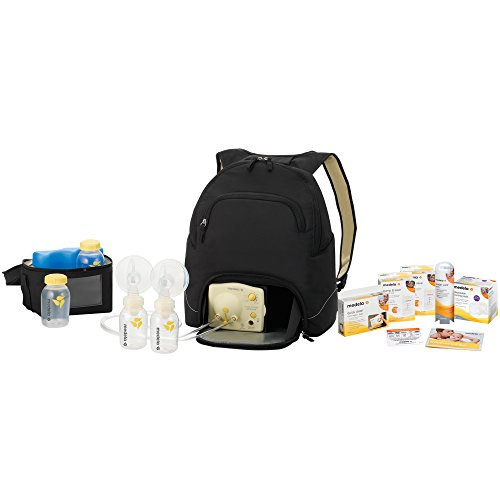 Medela Pump in Style Advanced Breast Pump Solution Set, Backpack by Medela
