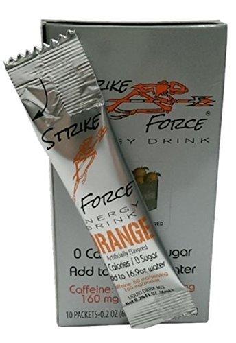 Strike Force Energy Liquid Drink SFE-10-OR-Single