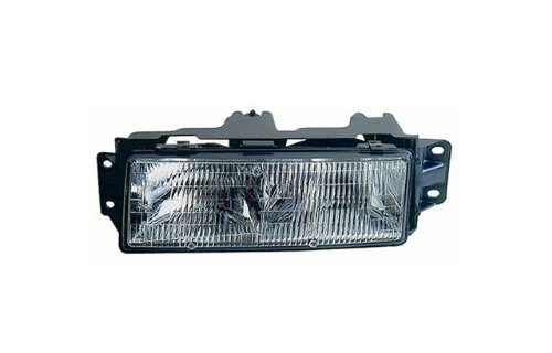 OLDSMOBILE CUTLASS CRUISER WAGON (FWD) HEAD LIGHT ASSEMBLY LEFT (DRIVER SIDE) (Oldsmobile Cutlass Ciera Cruiser)