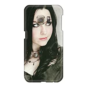 Samsung Galaxy S6 YEH15925awUM Support Personal Customs Lifelike Evanescence Band Skin Great Hard Phone Cover -AlainTanielian