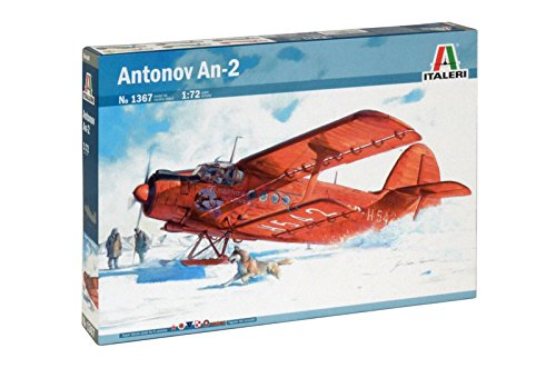 Italeri I1367 Antonov Ant-2