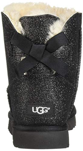 Ugg Australia Nero 39 Bailey Metalizza Bow Mini R1HAqp