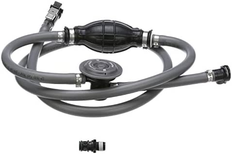 """3//8/"""" Attwood Universal Fuel Line Assembly 93806UUS7 6 ft"""