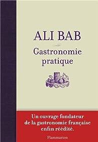 Gastronomie pratique par Henri Babinski