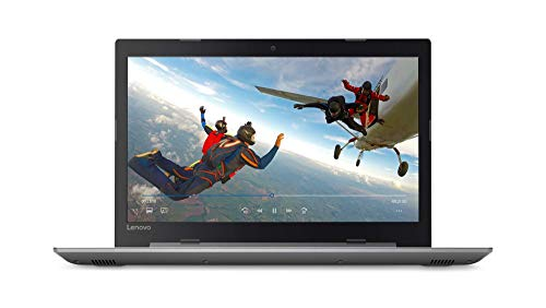 (Lenovo Ideapad 320 15.6-inch HD Premium Laptop, AMD Processor, 8GB, 1 TB HDD, DVD, HDMI, Windows 10 (A12-9720P))