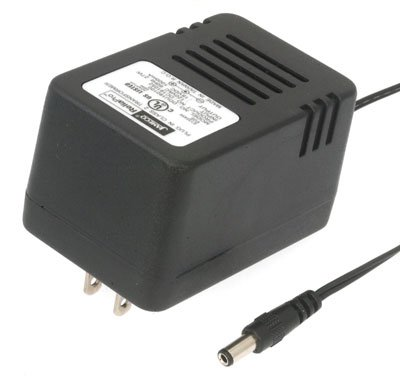 Jameco Reliapro DDU180100H4551 AC to DC Wall Adapter for Transformer Single Output, 18V, 1 Amp, 18W, 3.3