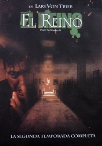 El Reino II - La segunda temporada completa (The Kingdom II - complete second season) [NTSC/Region 1 and 4 dvd. Import - Latin America] by Lars Von Trier (Spanish subtitles)