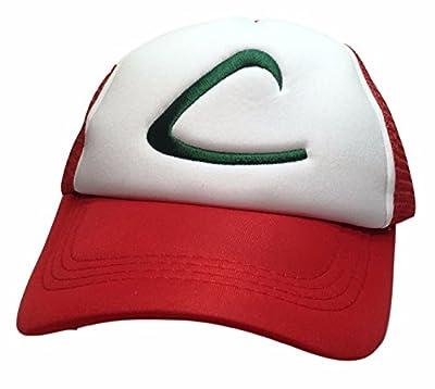 Pokemon ASH KETCHUM Adjustable Snapback Cap/Hat