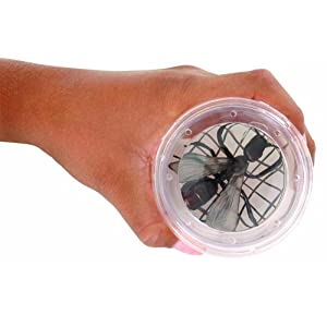 Bug Critter Cage with Magnify Plastic Top Bug Insect Viewer