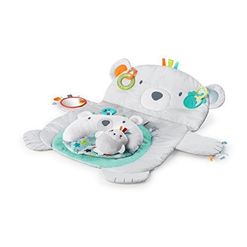 (Bright Starts Tummy Time Prop & Play)