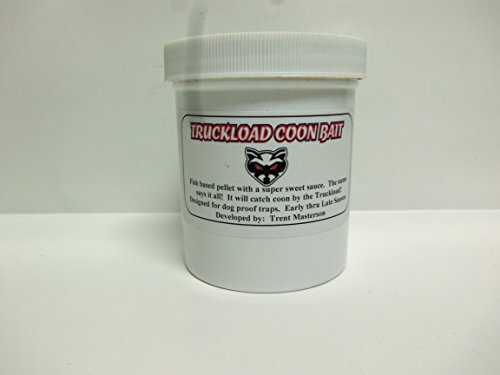 Bait Traps Trapping (Truckload Coon Bait 16 Oz.)