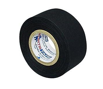 Sport Raquette de Tape Tape 50/m x 24/mm noir