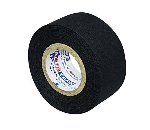 Sportstape Schläger Tape 13m x 36mm schwarz