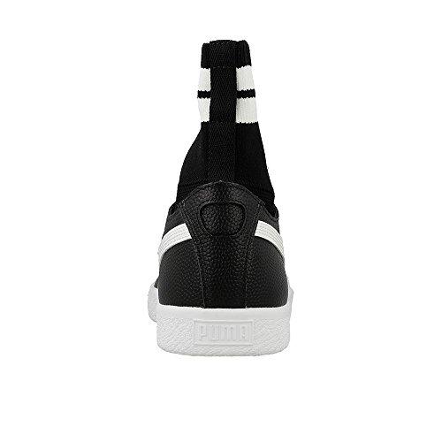 Puma Clyde Sock NYC Blac - 36494801 - Farbe: Weiß-Schwarz - Größe: 44.5