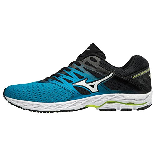 Mizuno Multicolore Wave Silver Basses Sneakers Yellow Homme Bluejewel 2 001 Shadow rrnOgTA
