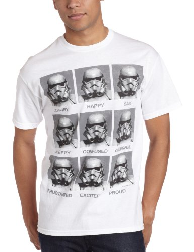 Star Wars Stormtrooper Today T Shirt