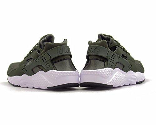 Khaki Huarache Chaussures Cargo garçon Nike de Cargo Multicolore Compétition Running Black GS Run White 301 Khaki Sqqn0xdv