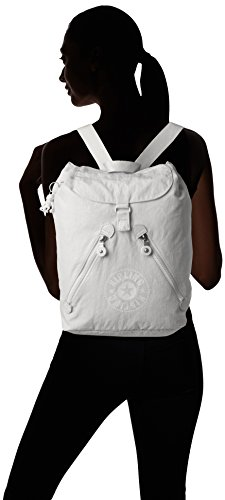 Kipling Women's Fundamental Nc Backpack Fundamental Lively Kipling Backpack Women's White White Nc White 6Z4xxqSBw