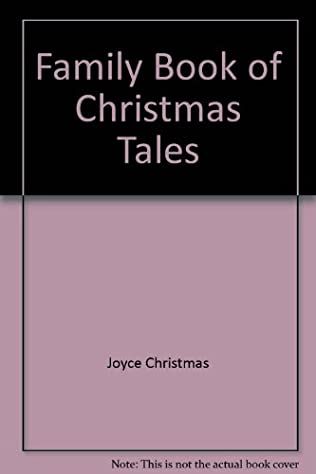 book cover of Family Book of Christmas Tales