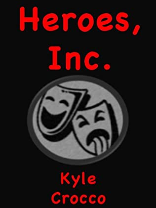book cover of Heroes, Inc.