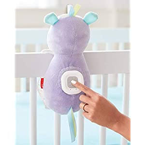 Skip Hop Cry-Activated Baby Sleep Soother & Nursery Sound Machine – Plush Unicorn