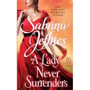 book cover of A Lady Never Surrenders