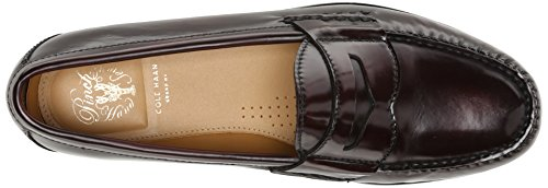 Cole Haan Heren Pinch Grand Py Instappers Loafer Bordeauxrood