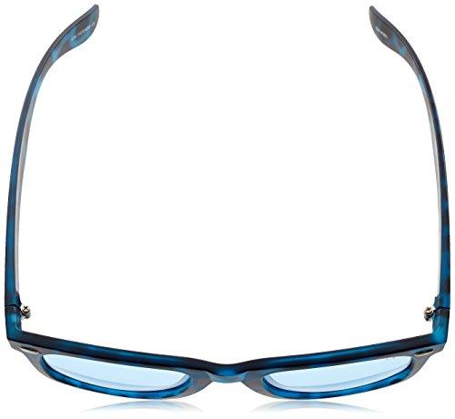 demi retro estilo matt Dice sol Gafas de blue wqTwvUFS