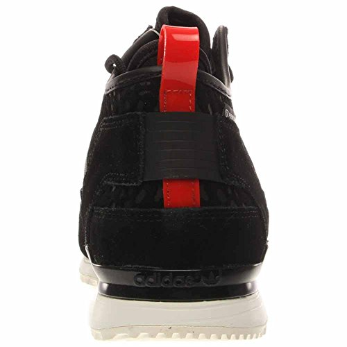 Adidas Mens Military Trail Runner Sneakers #M20997 Blk/Red discount very cheap 5Fv5RTC7