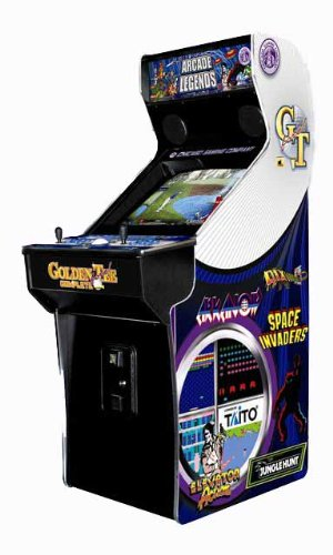 Arcade Legends 3 Game - Upright Cabinet - 130 Classic Games Arcade Machine (Multi Arcade Machine Upright compare prices)