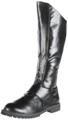 Funtasma by Pleaser Men's Halloween Gotham-100 Boot