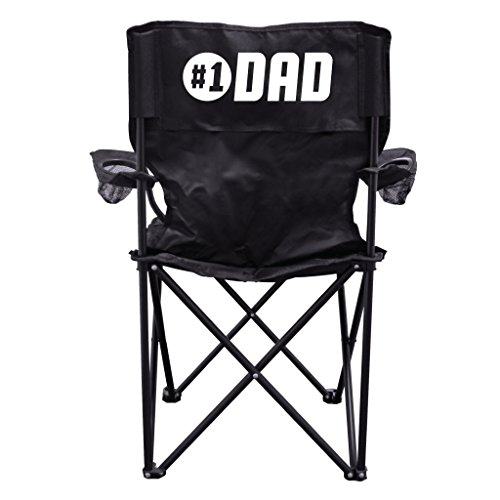 VictoryStore Outdoor Camping Chair – 1 Dad Camping Chair with Carry B