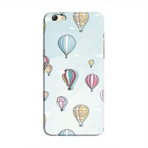 Cover It Up - Balloons Sky F3 PlusHard Case
