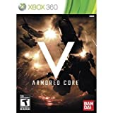 Armored Core V X360 by Nameco Bandai Games