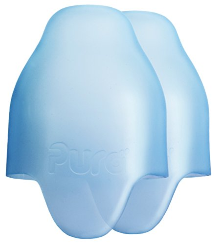 Pura Kiki Silicone Travel Cover, Blue, 0 Months+