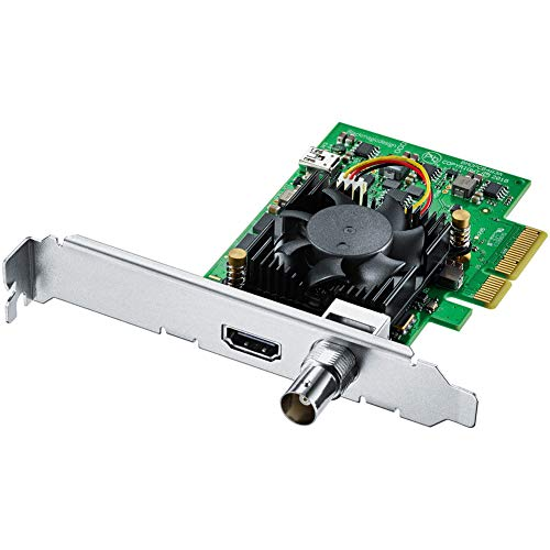 Blackmagic Design DeckLink Mini Recorder 4K PCIe Capture Card
