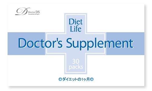 [正規品]ダイエットの専門家の開発したドクターDSサプリメント[ダイエットの1ヶ月] B00H6WK2CG